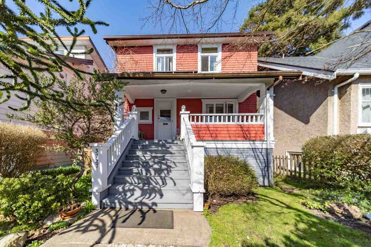 3727 W 18TH AVENUE - Dunbar House/Single Family for sale, 3 Bedrooms (R2557189)