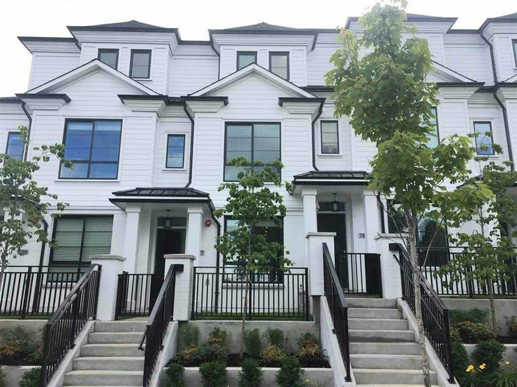 7837 MANITOBA STREET - Marpole Townhouse for sale, 3 Bedrooms (R2557212)
