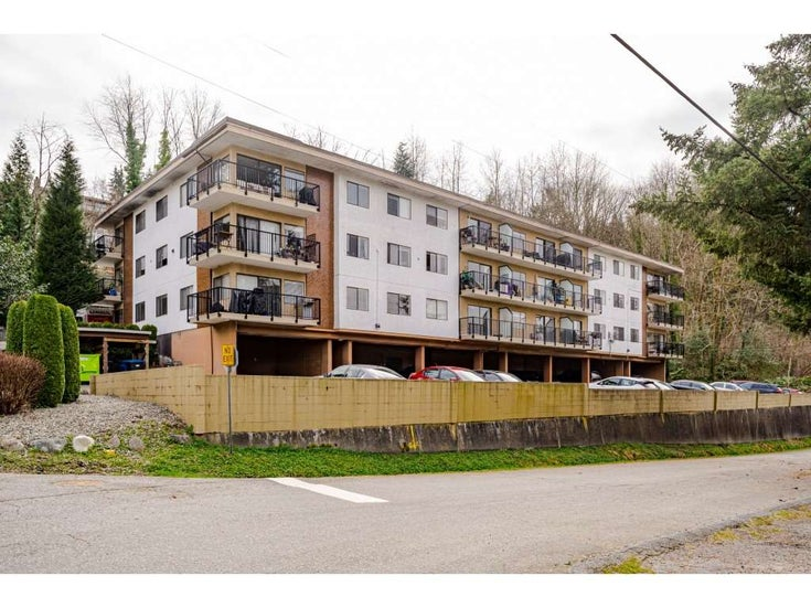 309 195 MARY STREET - Port Moody Centre Apartment/Condo for sale, 2 Bedrooms (R2557230)