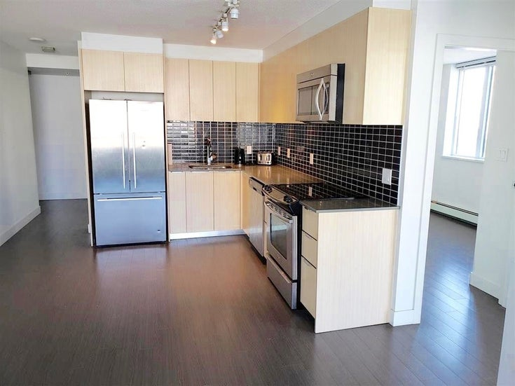 602 1325 ROLSTON STREET - Downtown VW Apartment/Condo for sale, 2 Bedrooms (R2557237)
