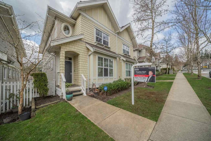 1436 MARGUERITE STREET - Burke Mountain Townhouse for sale, 4 Bedrooms (R2557388)