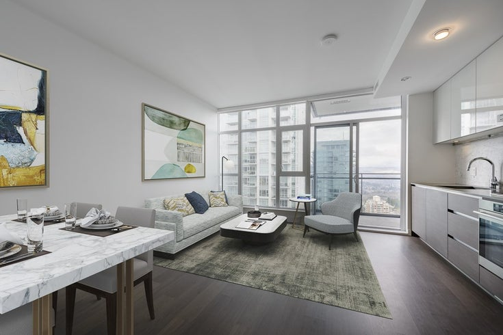 3609 6098 STATION STREET - Metrotown Apartment/Condo for sale, 1 Bedroom (R2557390)