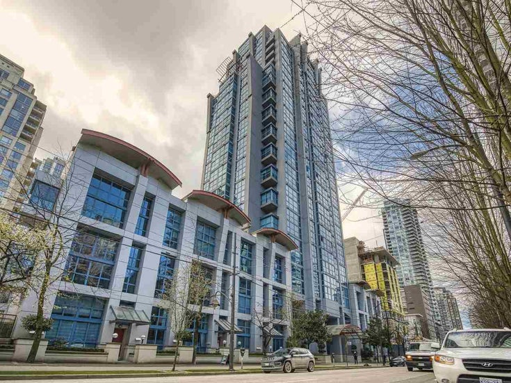 2004 1238 SEYMOUR STREET - Downtown VW Apartment/Condo for sale, 1 Bedroom (R2557404)