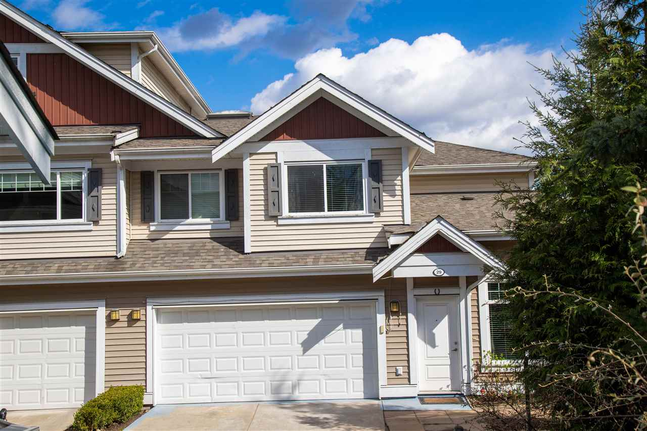 29 30748 CARDINAL AVENUE - Abbotsford West Townhouse for sale, 4 Bedrooms (R2557439) - #1