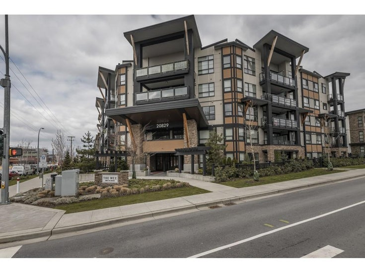 316 20829 77A AVENUE - Willoughby Heights Apartment/Condo for sale, 2 Bedrooms (R2557461)