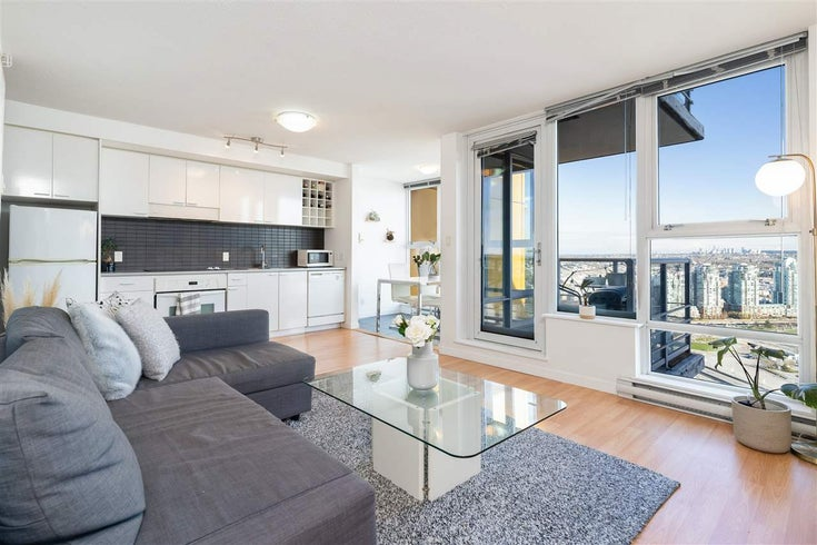3509 602 CITADEL PARADE - Downtown VW Apartment/Condo for sale, 1 Bedroom (R2557496)