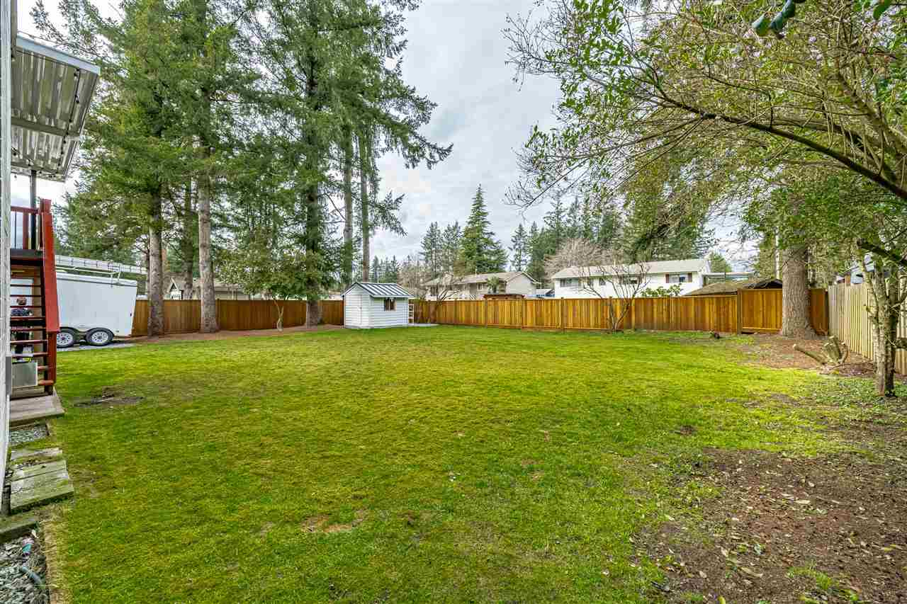 20259 37A AVENUE - Brookswood Langley House/Single Family for sale, 4 Bedrooms (R2557550) - #31