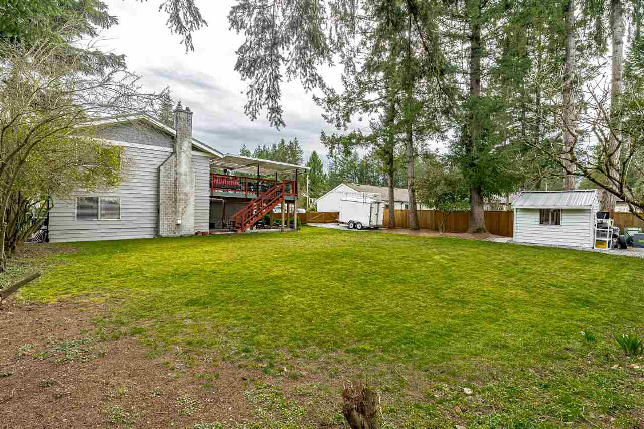 20259 37A AVENUE - Brookswood Langley House/Single Family for sale, 4 Bedrooms (R2557550) - #33