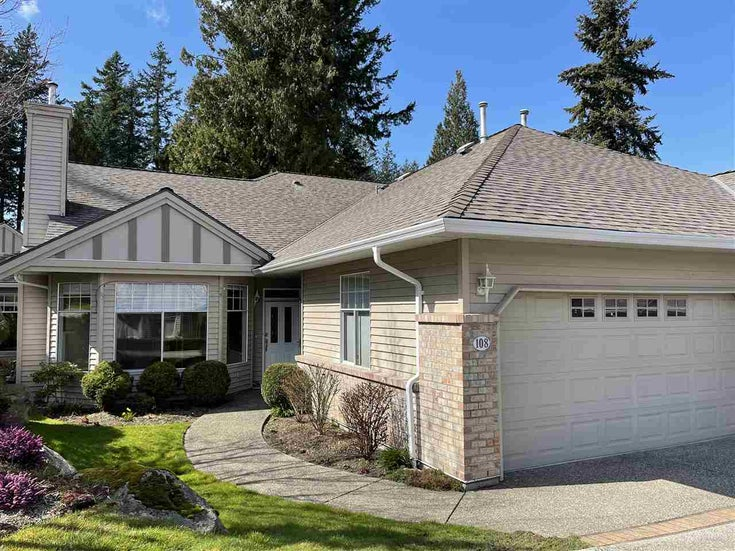 108 2533 152 STREET - Sunnyside Park Surrey Townhouse for sale, 2 Bedrooms (R2557555)