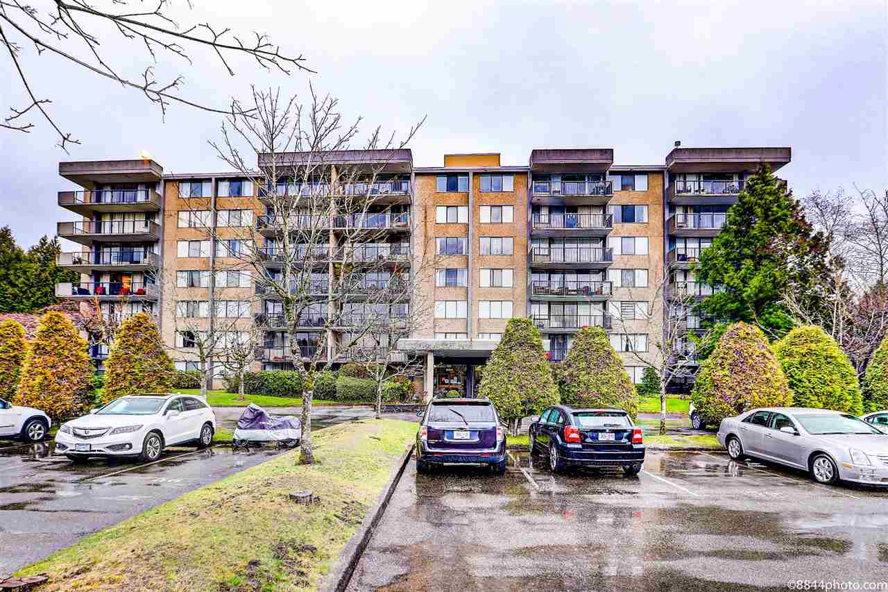 510 9320 PARKSVILLE DRIVE - Boyd Park Apartment/Condo for sale, 2 Bedrooms (R2557680)