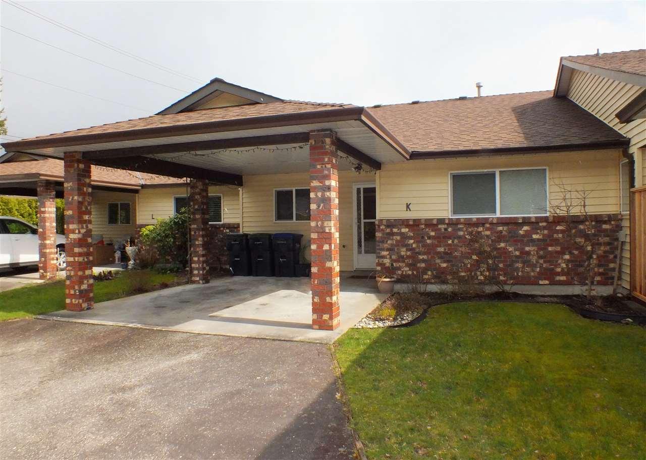 K 420 RUPERT STREET - Hope Center Townhouse for sale, 2 Bedrooms (R2557758) - #1