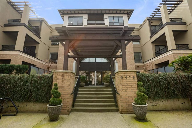 303 2478 WELCHER AVENUE - Central Pt Coquitlam Apartment/Condo for sale, 2 Bedrooms (R2557827)