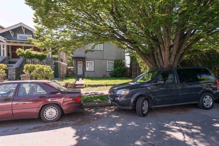 1329 CYPRESS STREET - Kitsilano House/Single Family for sale, 4 Bedrooms (R2557843)