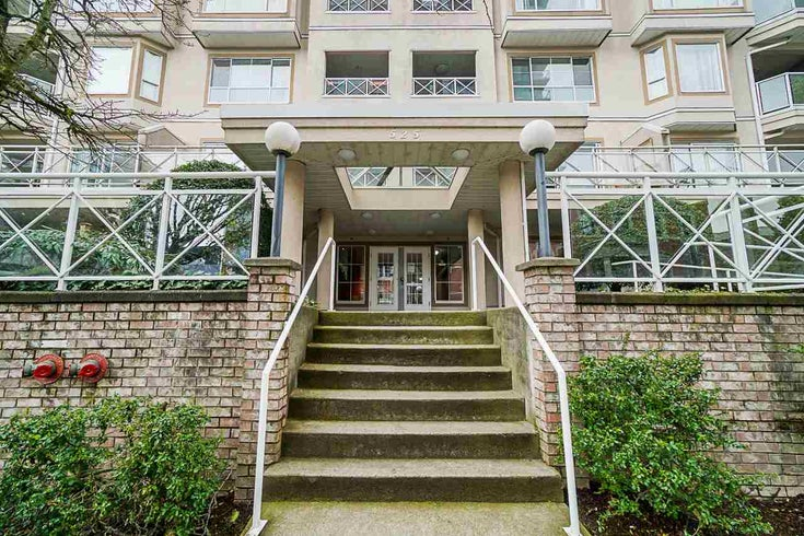 310 525 AGNES STREET - Downtown NW Apartment/Condo for sale, 2 Bedrooms (R2557859)
