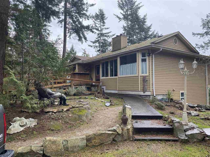 7301 REDROOFFS ROAD - Sechelt District House/Single Family for sale, 2 Bedrooms (R2557944)