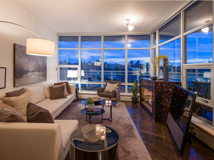 702 628 KINGHORNE MEWS - Yaletown Apartment/Condo for sale, 2 Bedrooms (R2557982)