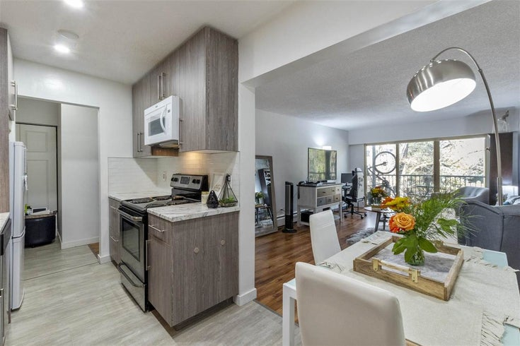 308 225 W 3RD STREET - Lower Lonsdale Apartment/Condo for sale, 1 Bedroom (R2558056)