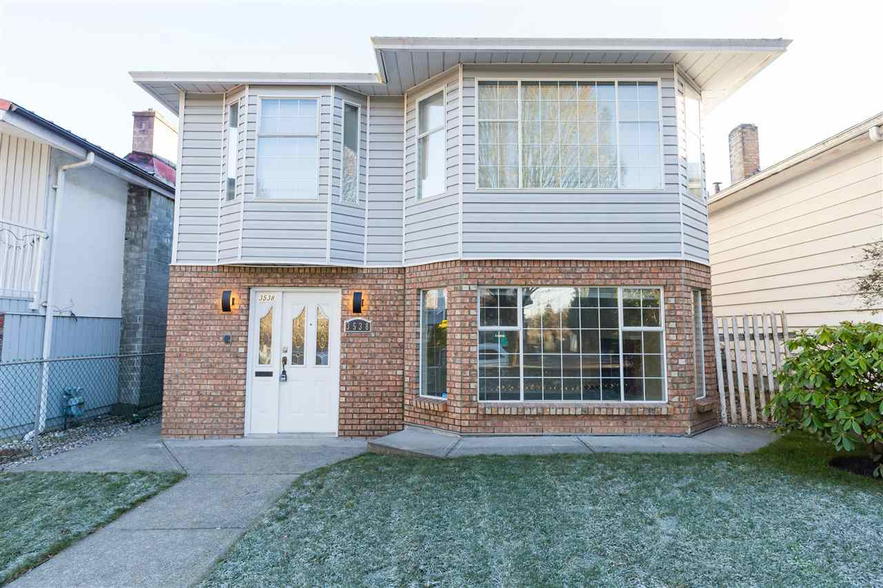3538 ONTARIO STREET - Main House/Single Family for sale, 4 Bedrooms (R2558064) - #1