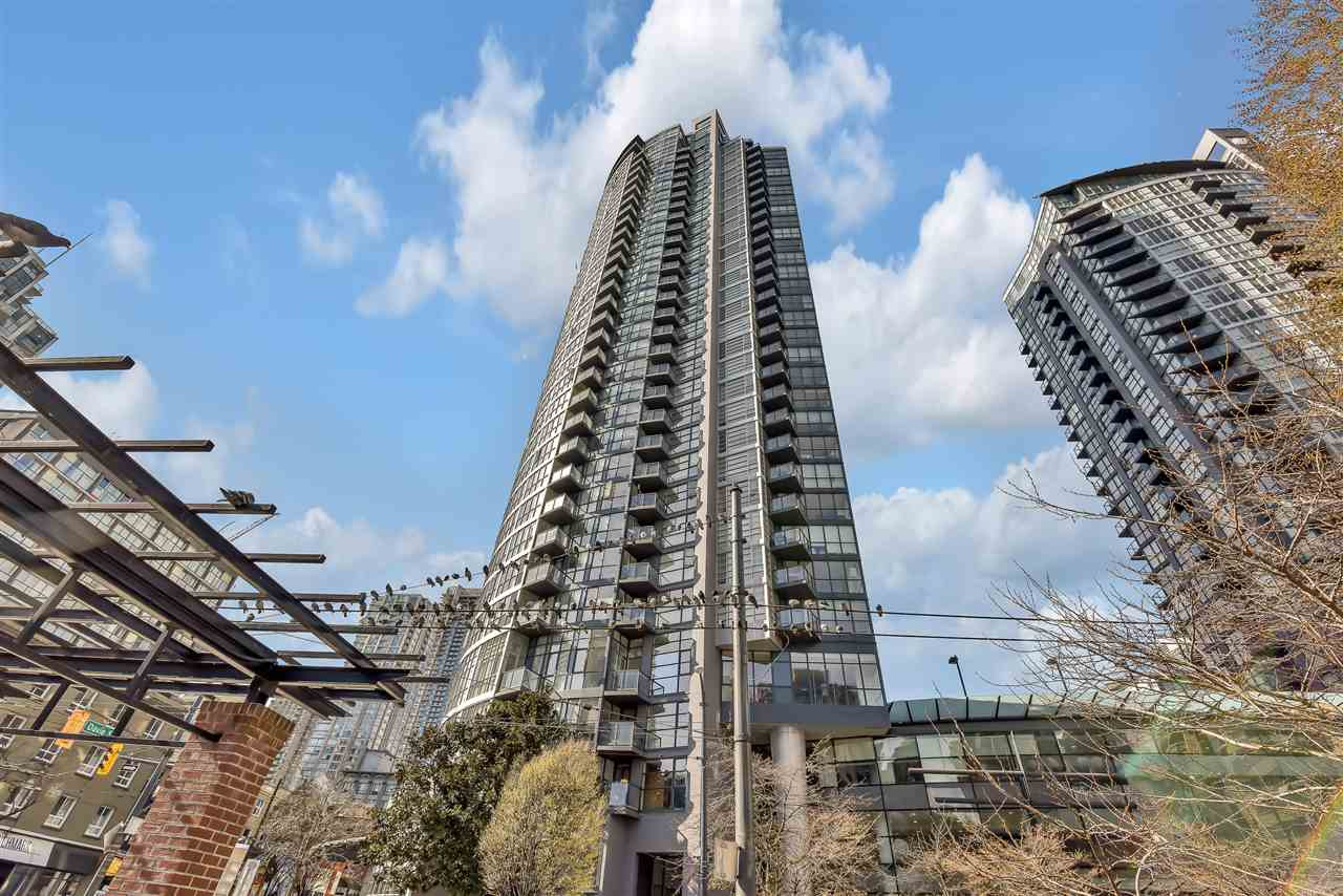 805 1199 SEYMOUR STREET - Downtown VW Apartment/Condo for sale, 1 Bedroom (R2558068) - #1