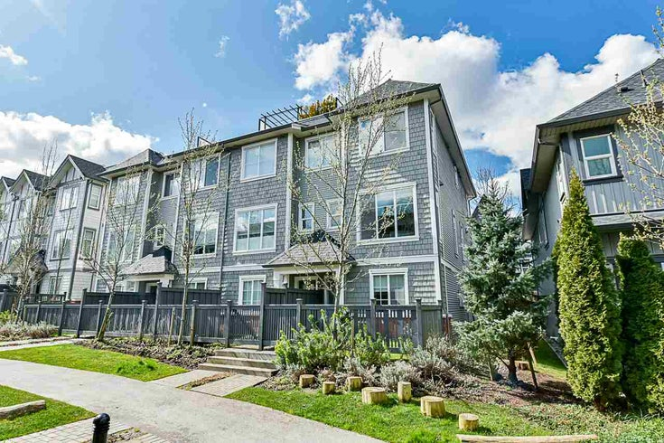 45 8217 204B STREET - Willoughby Heights Townhouse for sale, 3 Bedrooms (R2558111)