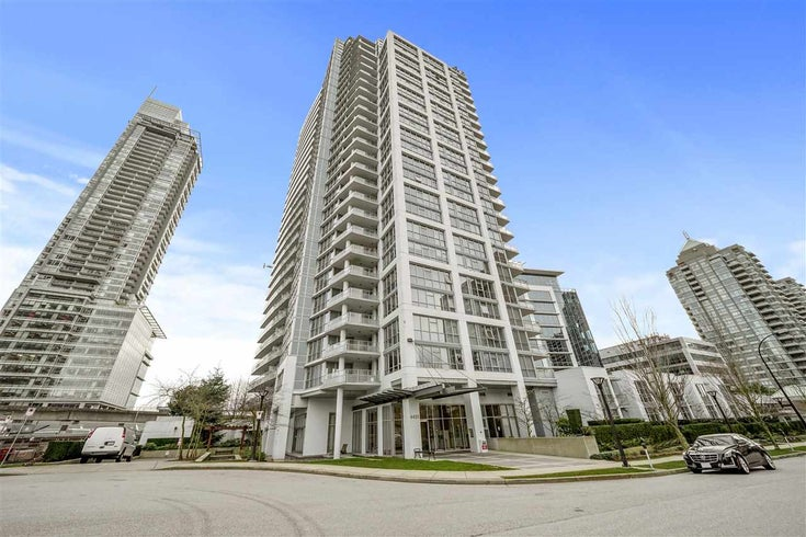 1204 4400 BUCHANAN STREET - Brentwood Park Apartment/Condo for sale, 2 Bedrooms (R2558116)