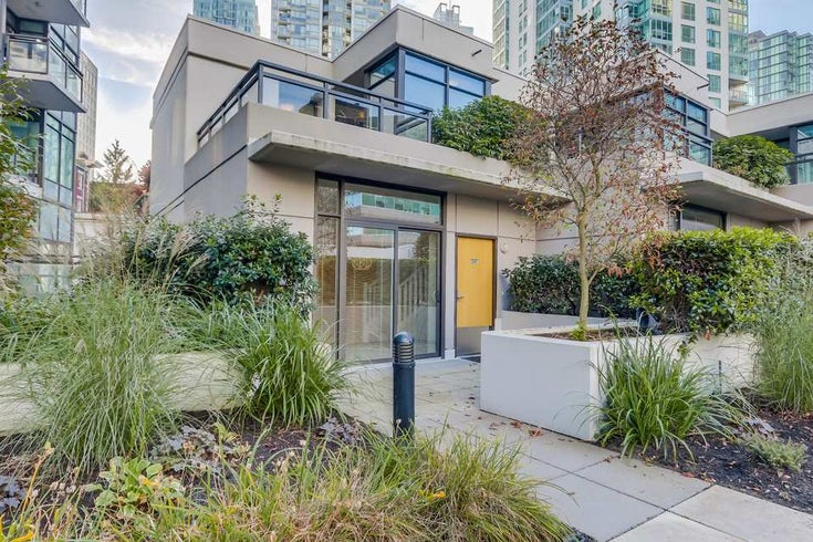 301 1211 MELVILLE STREET - Coal Harbour Townhouse for sale, 2 Bedrooms (R2558189)