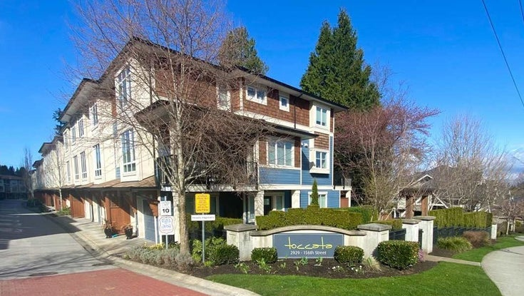45 2929 156 STREET - Grandview Surrey Townhouse for sale, 2 Bedrooms (R2558266)