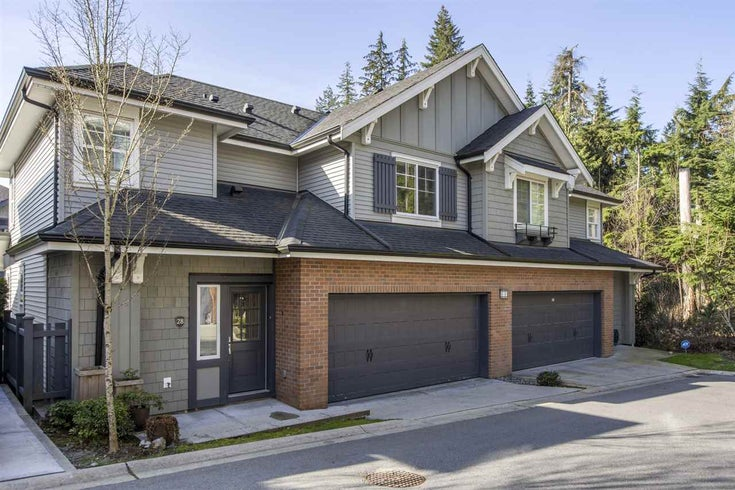 28 3470 HIGHLAND DRIVE - Burke Mountain Townhouse for sale, 4 Bedrooms (R2558359)