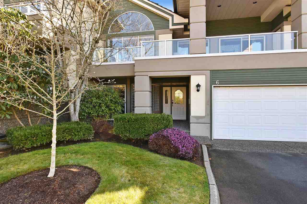 6 4001 OLD CLAYBURN ROAD - Abbotsford East Townhouse for sale, 4 Bedrooms (R2558395) - #1