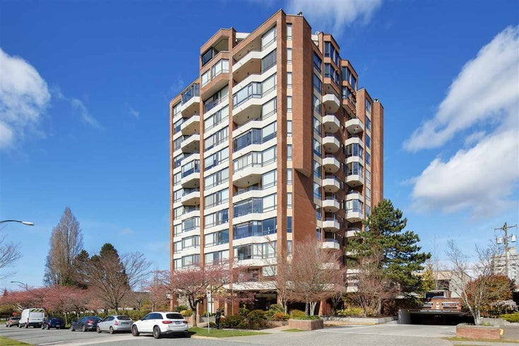 1004 2189 W 42ND AVENUE - Kerrisdale Apartment/Condo for sale, 2 Bedrooms (R2558473)