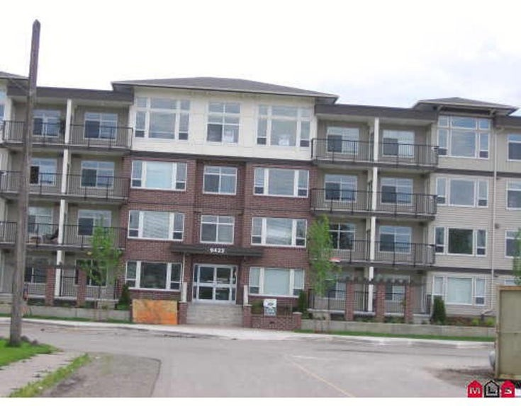315 9422 VICTOR STREET - Chilliwack N Yale-Well Apartment/Condo for sale, 2 Bedrooms (R2558477)