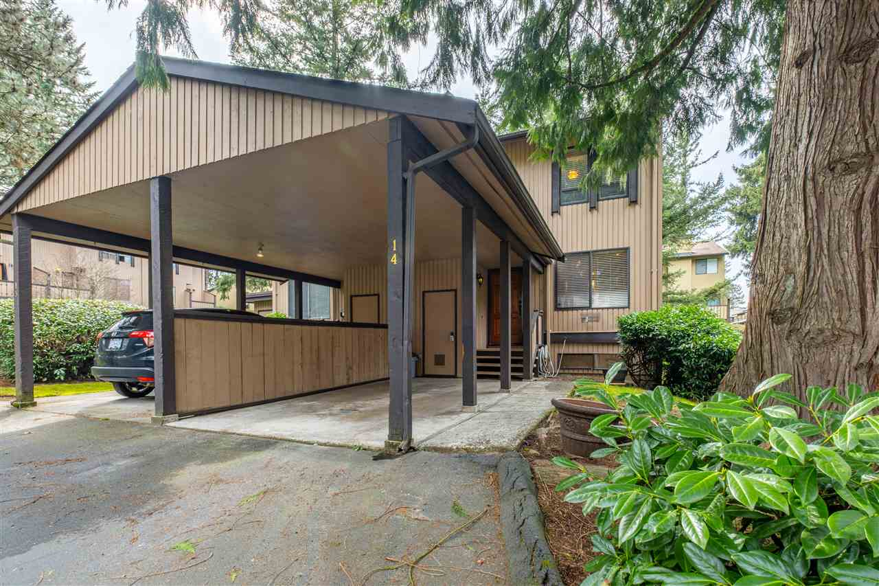 14 3015 TRETHEWEY STREET - Abbotsford West Townhouse for sale, 4 Bedrooms (R2558514) - #1