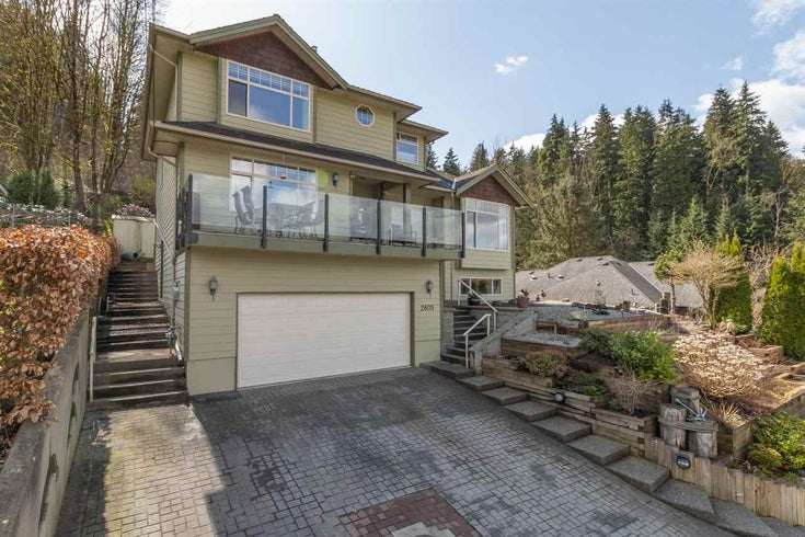 2805 IVY STREET - Port Moody Centre House/Single Family for sale, 4 Bedrooms (R2558525)