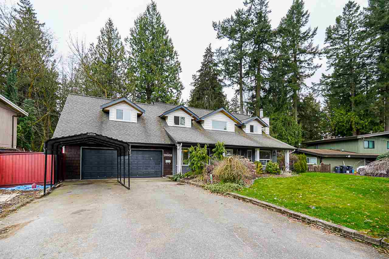20068 41A AVENUE - Brookswood Langley House/Single Family for sale, 3 Bedrooms (R2558528) - #1