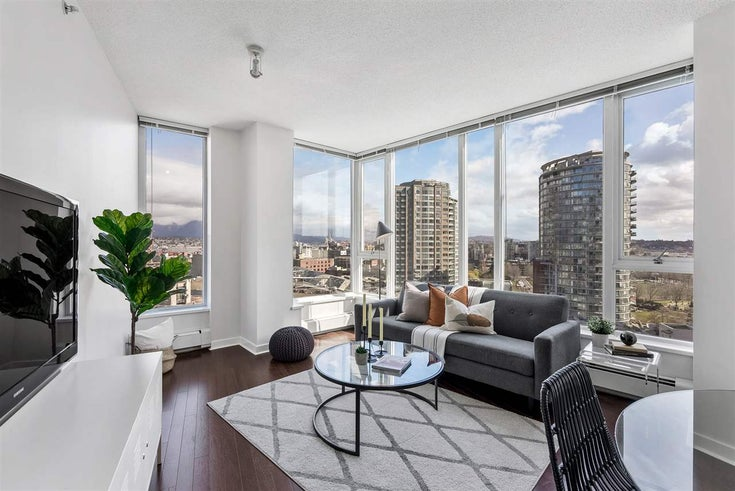 1806 188 KEEFER PLACE - Downtown VW Apartment/Condo for sale, 2 Bedrooms (R2558545)