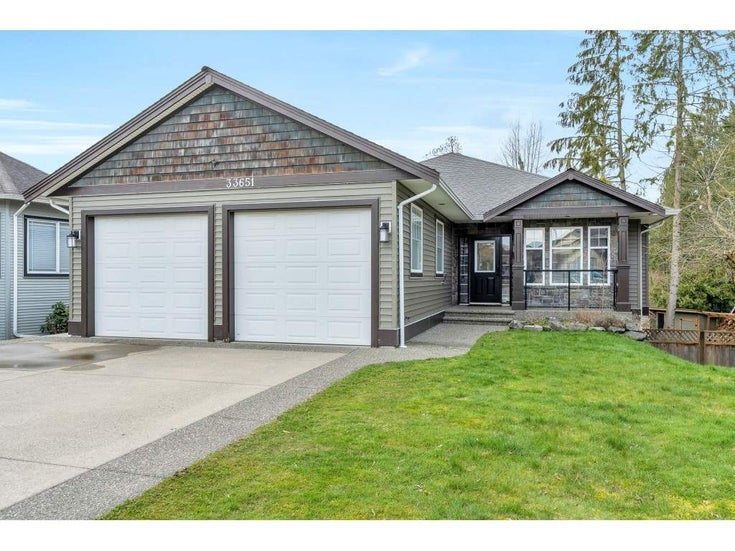 33651 VERES TERRACE - Mission BC House/Single Family for sale, 5 Bedrooms (R2558558)