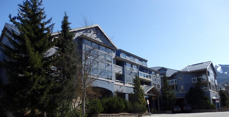 223 4338 MAIN STREET - Whistler Village Apartment/Condo for sale, 1 Bedroom (R2558559)