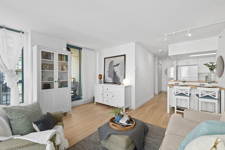 503 838 AGNES STREET - Downtown NW Apartment/Condo for sale, 1 Bedroom (R2558646)