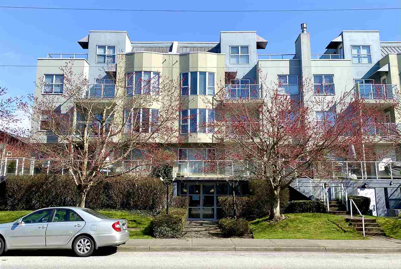 201 7700 ST. ALBANS ROAD - Brighouse South Apartment/Condo for sale, 1 Bedroom (R2558647)