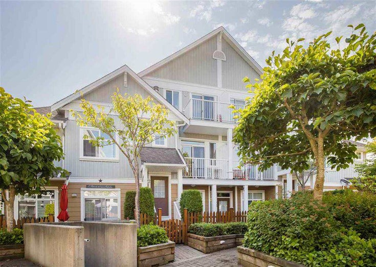 28 6300 LONDON ROAD - Steveston South Townhouse for sale, 2 Bedrooms (R2558678)