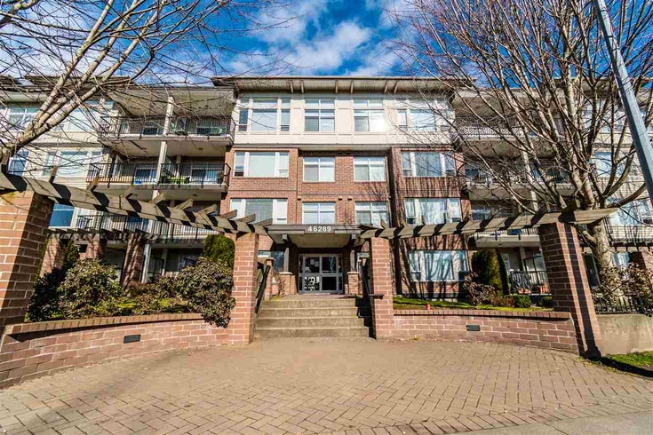 415 46289 YALE ROAD - Chilliwack E Young-Yale Apartment/Condo for sale, 2 Bedrooms (R2558681)