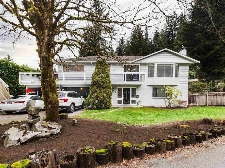 951 HENDECOURT PLACE - Lynn Valley House/Single Family for sale, 4 Bedrooms (R2558686)