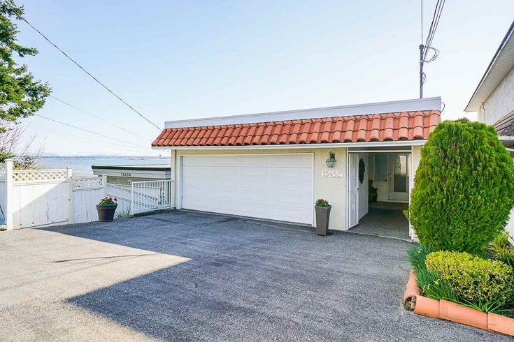 15452 VICTORIA AVENUE - White Rock House/Single Family for sale, 3 Bedrooms (R2558705)