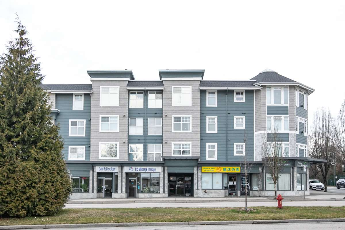 312 1011 W KING EDWARD AVENUE - Shaughnessy Apartment/Condo for sale, 1 Bedroom (R2558714)
