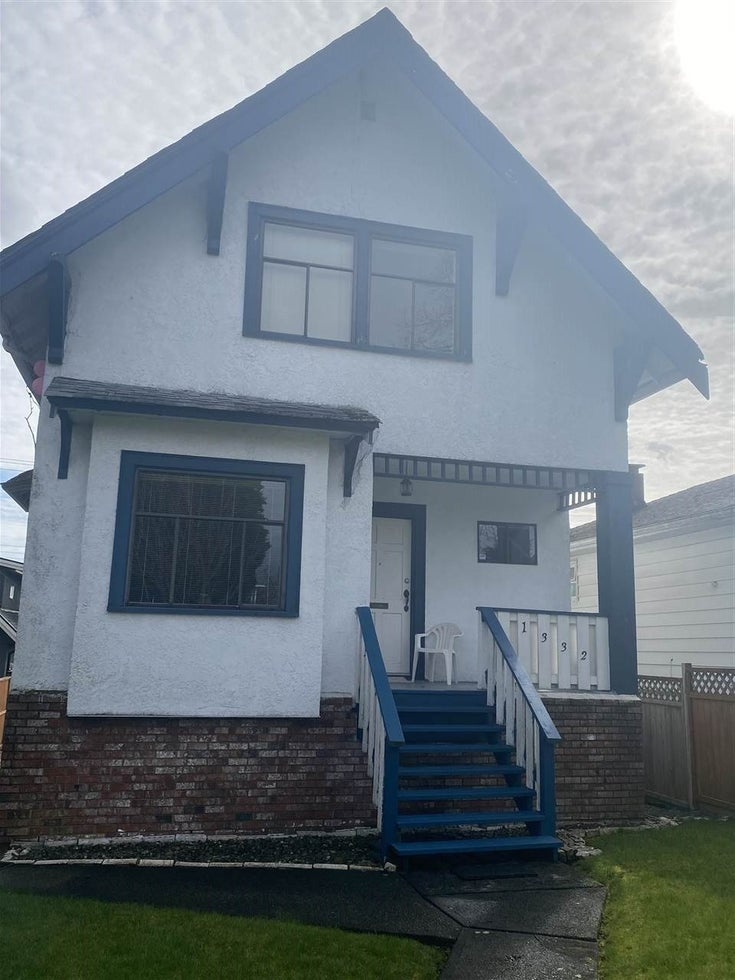 1332 E 59TH AVENUE - South Vancouver House/Single Family for sale, 5 Bedrooms (R2558737)