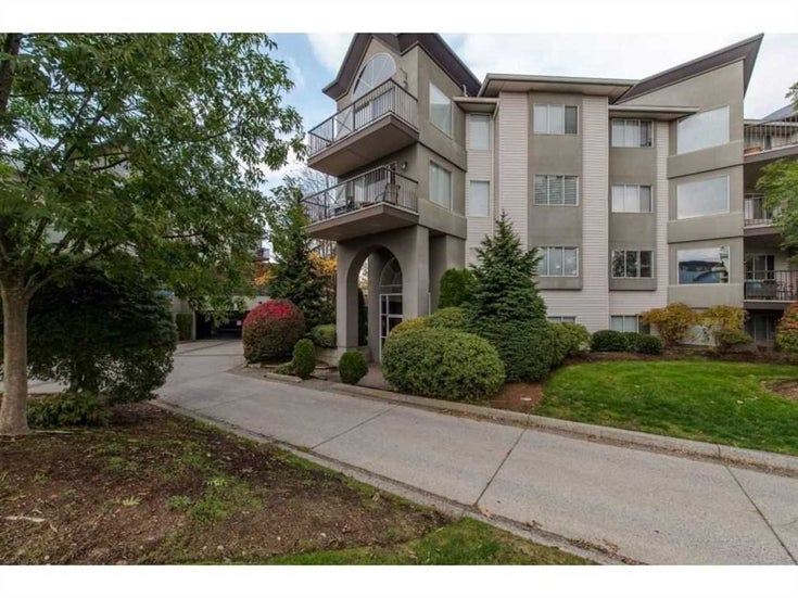 310 32725 GEORGE FERGUSON WAY - Abbotsford West Apartment/Condo for sale, 2 Bedrooms (R2558812)
