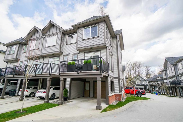 34 8217 204B STREET - Willoughby Heights Townhouse for sale, 3 Bedrooms (R2558820)