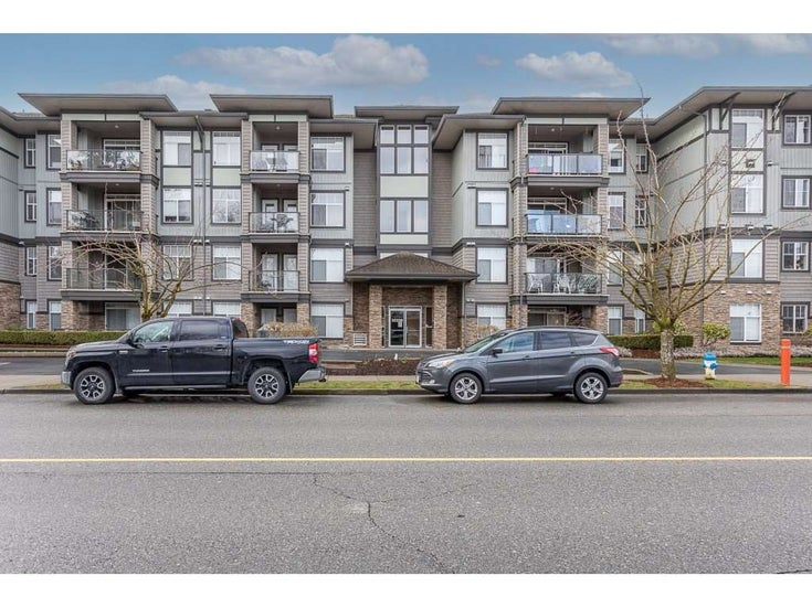 109 33338 MAYFAIR AVENUE - Central Abbotsford Apartment/Condo for sale, 2 Bedrooms (R2558844)