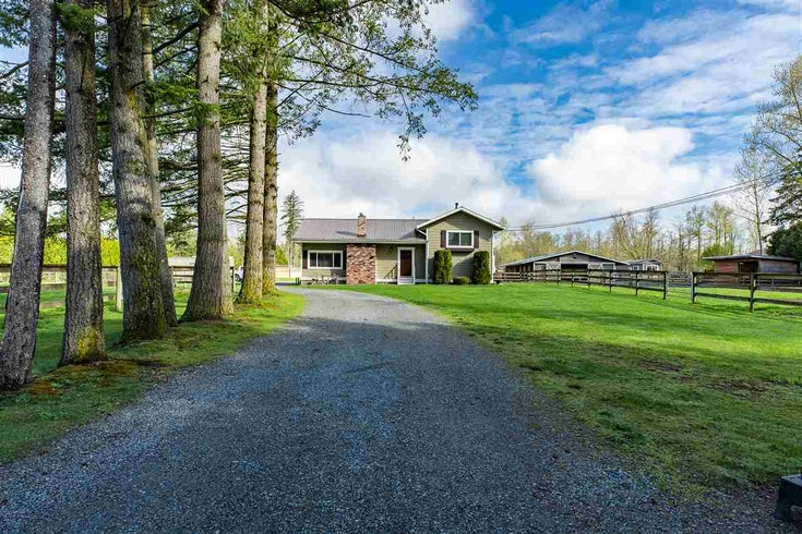 21379 8 AVENUE - Campbell Valley House with Acreage for sale, 4 Bedrooms (R2558851)