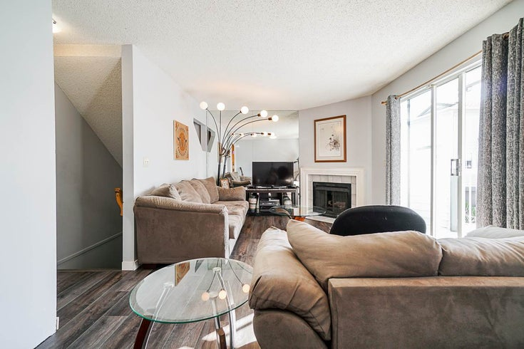 8 3410 COAST MERIDIAN ROAD - Lincoln Park PQ Townhouse for sale, 3 Bedrooms (R2558864)